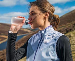 Quantidade de água para a boa hidratação em corridas