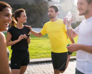 Dicas de hidratação em corridas