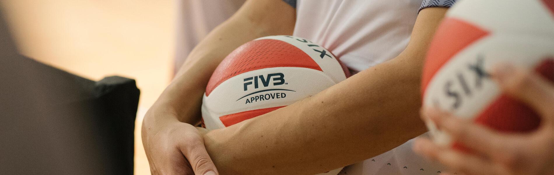 3f0d22f7c Como Escolher a Bola de Vôlei Corretamente - Blog Decathlon
