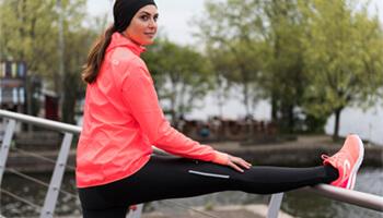 Exercícios pra fazer depois de correr no frio