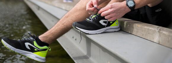 Troque de tênis para melhorar a passada na corrida