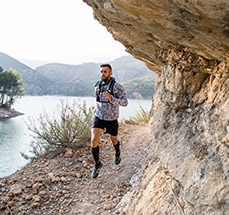 A recuperação pós-corrida Trail Running