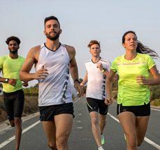 A recuperação pós-maratona 10km e 15km