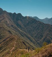 Travessia da Serra Fina: Cume do Capim Amarelo