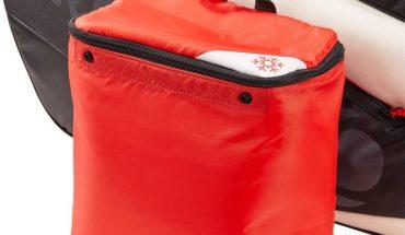 Raqueteiras como escolher: bolsa térmica