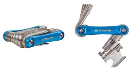 Acessórios para MTB e ferramentas para bicicleta: Chave Multiuso