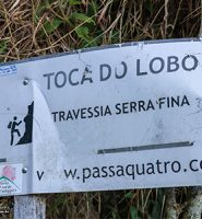 Travessia da Serra Fina: Toca do Lobo