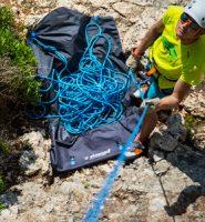 Cuide bem das suas cordas de escalada