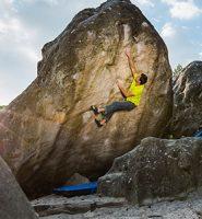 tipos de escalada: boulder