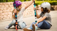5 dicas de patinete para os pequenos