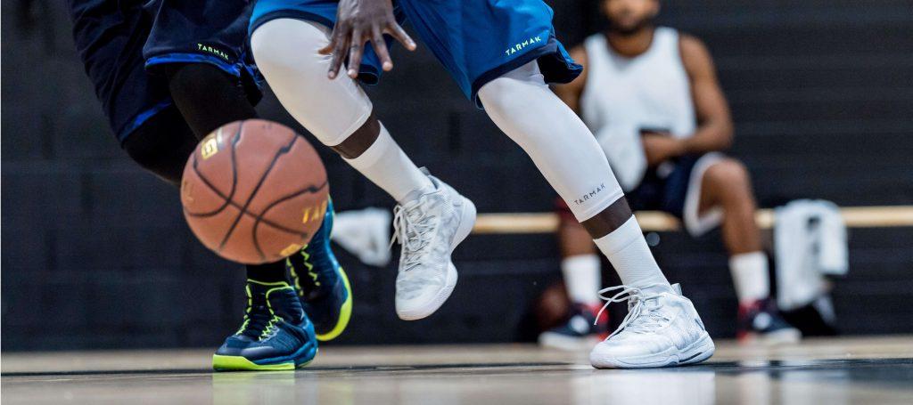 aprender a jogar basquete