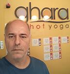 Ghara Hot Yoga Studio Léo Carvalho Junior