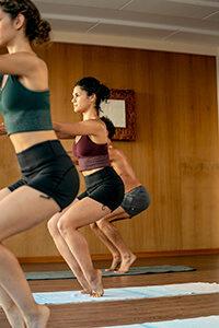 O que é Hot Yoga