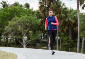 Evite os locais poluídos para os treinos no frio