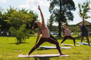 Você também pode escolher entre Vinyasa e Ashtanga para praticar Yoga