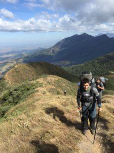 Trekking Travessia da Serra Fina