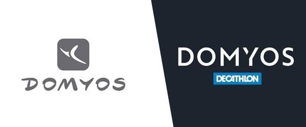 Logotipo da Domyos